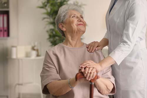 Hausbesuche Heimbesuche Spitalbesuche Dienstleistung